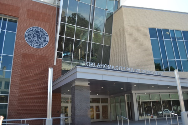 Oklahoma Police Department HQ